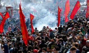 Istanbul riots