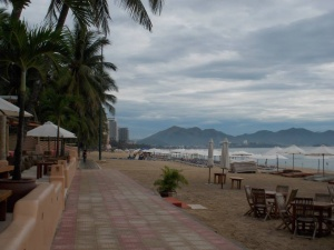 Nha Trang seafront - could be Spain!