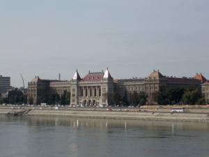 Riverfront Budapest