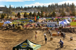 A festival of dust, bikes and the dead