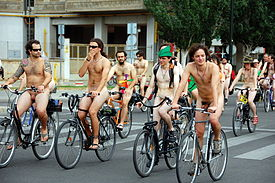 World_Naked_Bike_Ride_-_Zaragoza